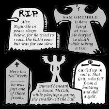 Halloween Tombstone Names Funny by 16 Halloween Tombstone Names Scary Tombstones With Moss Pk3