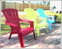 Paint Plastic Patio Chair — The Kristapolvere Furnitures