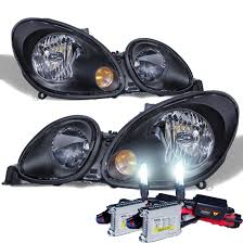 hid xenon 98 05 lexus gs300 gs400 halogen model replacement