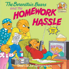 The Berenstain Bears And Homework Hassle Stan Jan 9780679887447 Amazon Books