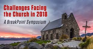 Challenges Facing The Church In 2018