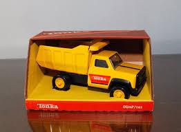 100 Tonka Mini Trucks Dump Truck 1385 1893546630