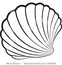 400x420 Sea Shells Clip Art