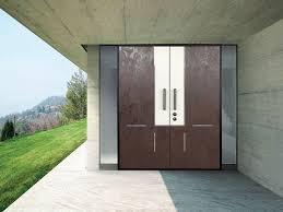porte d entrée design moderne contemporain sur mesure deux 2