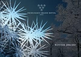 100 Tschuggen Grand Hotel Arosa Winter News EN By Group Issuu
