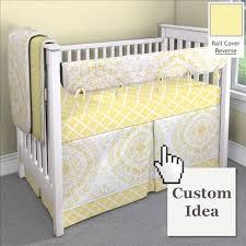 Yellow Baby Bedding Yellow Crib Bedding