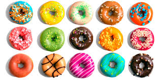 Doughnut Clipart Yummy Food 8