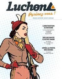 Location De Linge De Maison Pressing Perce Neige Calaméo Magazine Hiver 2017 2018 Luchon Pyrénez Vous