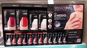 spotted at cvs nailene sensationail gel nail polish kits the