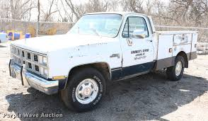 1982 GMC High Sierra 2500 Utility Bed Pickup Truck | Item DC... Electrical Diagram 1982 Gmc Auto Wiring Today Gmc Cser Salvage Truck For Sale Hudson Co 140150 Pickup Information And Photos Momentcar Dualrearwheel Cab Chassis Squarebodies Pinterest 7000 Dump Truck Item Ae9024 Sold March 27 Cons Gmc30 Camper Special 33 Crew Dooley Sqaurebodies Chevrolet Bison Wikipedia Used Headlights For High Sierra Stepside 4x4 Short Box Chevy Custom K1500 Sale 2500 Utility Bed Pickup Dc Top Kick Tank K2242 June 9 Con