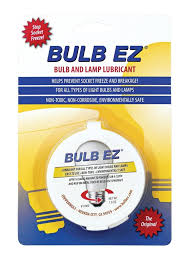 bulb ez 1 ounce container light bulb lubricant wall porch lights
