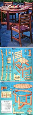 Best 25 Outdoor furniture plans ideas on Pinterest