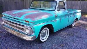 65' Chevy C10 Rat Rod - Shady Lady