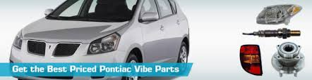 pontiac vibe parts partsgeek