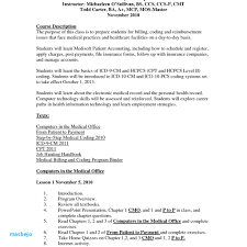 Medical Coding Resume Examples Billing And Sample User Experience Architect