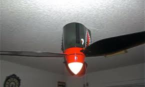 special propeller style ceiling fans airplane fan electric ideas