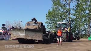 Truck VS Bulldozer - Extreme Trucks Tug Of War Compilation - Video ...