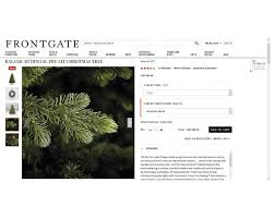 Frontgate Christmas Trees Decorated by Frontgate Christmas Tree Reviews Luxury Arvore De Natal Enfeites