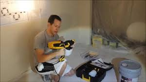 review of wagner flexio 590 paint sprayer youtube