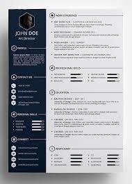free creative resume templates docx resume template psd haadyaooverbayresort