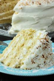 Coconut Cream Cake How To Feed A Loon