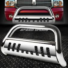 FOR 02-09 DODGE Ram 1500/2500/3500 Truck Chrome Bull Bar Push Bumper ... Road Armor Brush Guard Grille Westin Hdx Frontier Truck Gear Grill 0207003 Auto Parts Rxspeed About Us 52017 Ford F150 Barricade Extreme Heavy Duty Review Go Rhino Custom Trucks Tidy Boxliners Guards Winch Mount Mobile Living And Suv Amazoncom Ranch Hand Ggc14hbl1 Automotive Cheap Find Deals On Legend Series Black