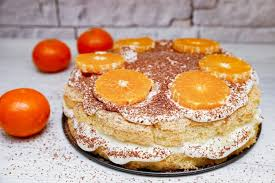 saftiger mandarinen schmand kuchen