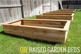 Nice Raised Bed Planter Box Plans 13 Unique Diy Raised Garden Beds