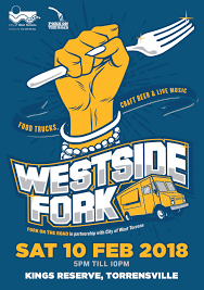 West Side Fork (Fork On The Road) - Adelaide Loves West Side Fork On The Road Alaide Loves Indonesian Cuisine World Food Tour In Food Truck On Trucks Knife Fork Road In The Truck Celebrate Mardi Gras With A Seattle Is Praising Virtues Of Alaska Pollock Trucks Find New Audience At Receptions Daily Gazette Festival New Bring Southern Eats To Streets Cville Niche Cheesy Street Help Lift Pozible Schedules Goto List For Your Favorite Festival