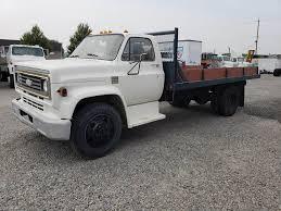 100 1974 Chevrolet Truck C60 Flatbed Dump For Sale Spokane WA