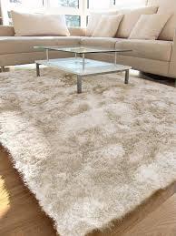benuta shaggy hochflor teppich whisper quadratisch beige
