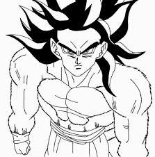 Dragon Ball Z Para Colorear Dibujos Imprimir Bebo Pandco Dragon