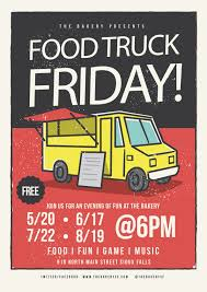 100 Food Truck Friday Back For A Second Year