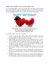 45 Cute And Romantic Birthday Wishes With Images Birthday Quote