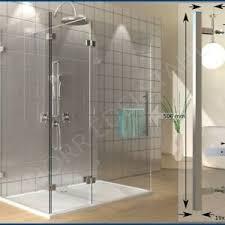 details zu bad glastür wand tür griff dusche shower square edelstahl 19x19 länge 505mm 50cm