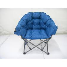 100 Oversized Padded Folding Chairs Blue Club ChairFC332XL The Home Depot