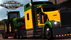 American Truck Simulator: John Deere W900 Pulling A Dear John 2517 ... 2016 Chevy Silverado 3500hd Service Truck Fs 17 Farming Simulator Rc Truck John Deere With Sound In Action Amazing Custom Build John Deere Big Scoop Dump Teddy N Me Tomy Collect Play 164 Scale Black Toys Diecast Dump At Toystop Trailers V2000 Mod Mod 2011 400d Water For Sale 6404 Hours Verona Ky Monster Head And Tractor New Big Farm 116 Peterbilt 367 W Flatbed Skin For 579 Ats Mods American Truck 164th Logo Loose