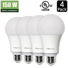 200w equivalent a21 dimmable led light bulb 2680 lumens 3000k