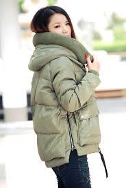 down jacket women winter coat fashion thick lady white duck down