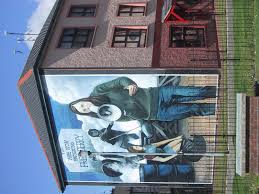 Most Famous Mural Artists by Murals In Northern Ireland