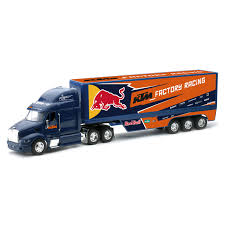 100 Redbull Truck Original Red Bull KTM Factory Racing 2013 13 2