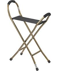 Chair Caning Supplies Toronto by Portable Walking Chair Cane Stool From The Stadium Chair