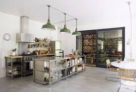 cuisine style chalet cuisine au style industriel les 8 détails qui changent tout