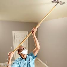 Popcorn Ceiling Patch Spray by 11 Tips On How To Remove Popcorn Ceiling Faster And Easier