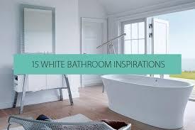 bathroom ideas 15 white designer bathroom idea