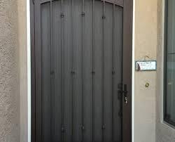 Security Doors in Mesa & Phoenix