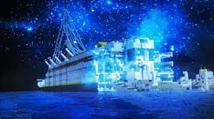 Minecraft Titanic Sinking Download by Minecraft Sp 2 Titanic Wreck Map Download In Description