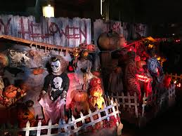 Universal Studios Halloween Haunted House by Halloween Horror Nights 2017 Review Gamingshogun