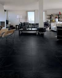 Eurowest Grey Calm Tile by Iris Ceramica Pietra Di Basalto Collection Bianco From The