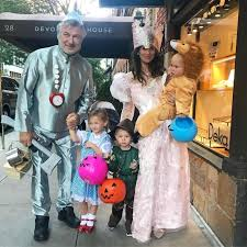 Halloween In Chicago 2017 From by Celebrity Halloween Costumes 2017